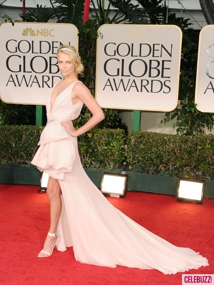 Charlize- Alright we all agree she's best dressed