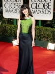 Zooey Deschanel in Prada