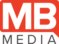MB Media - Logo - CMYK - 2 Color